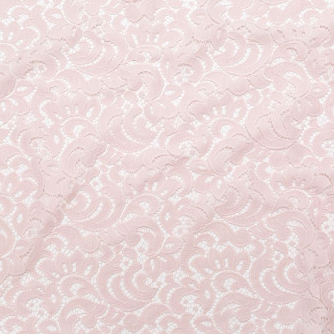 Milly Peach Blush Re-Embroidered Lace