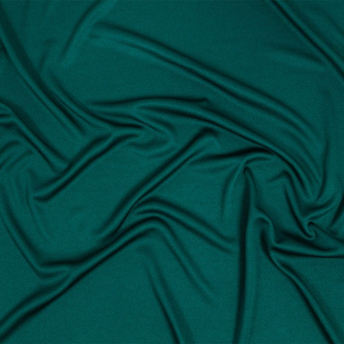 Premium Luca Army Green Polyester Pongee Knit Lining
