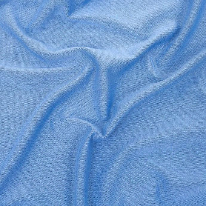 Periwinkle Stretch Polyester Jersey