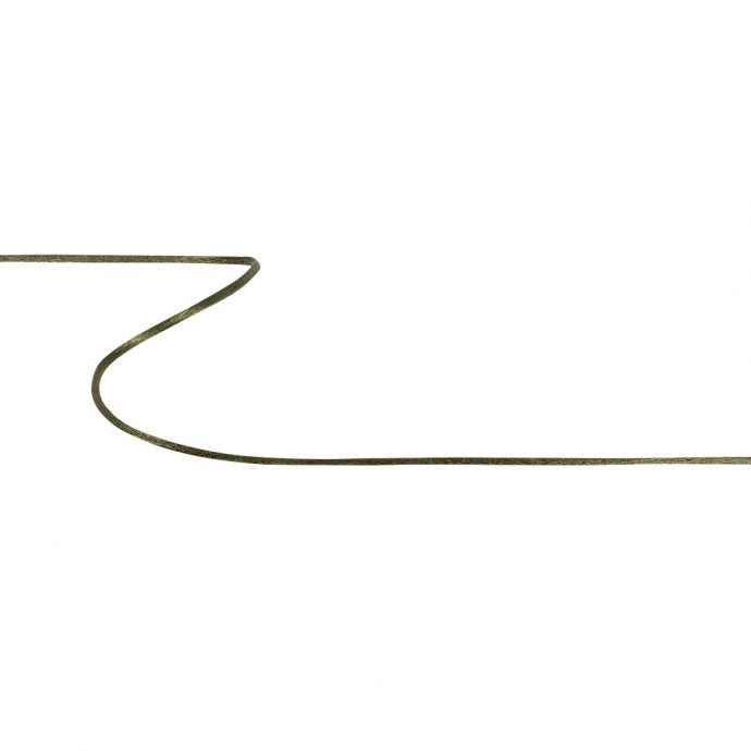 2mm Olive Rattail Cord