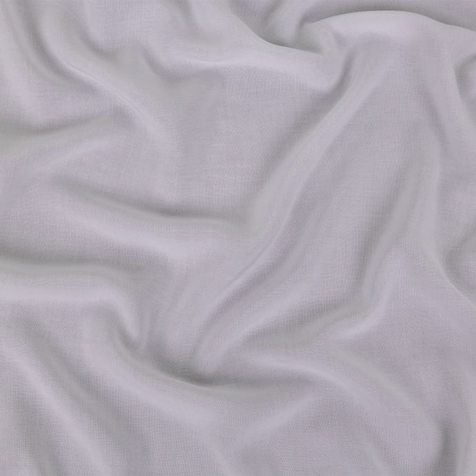 Caldwell White Ultra Soft Sustainable Rayon Poplin