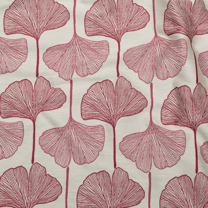 British Imported Berry Floral Jacquard