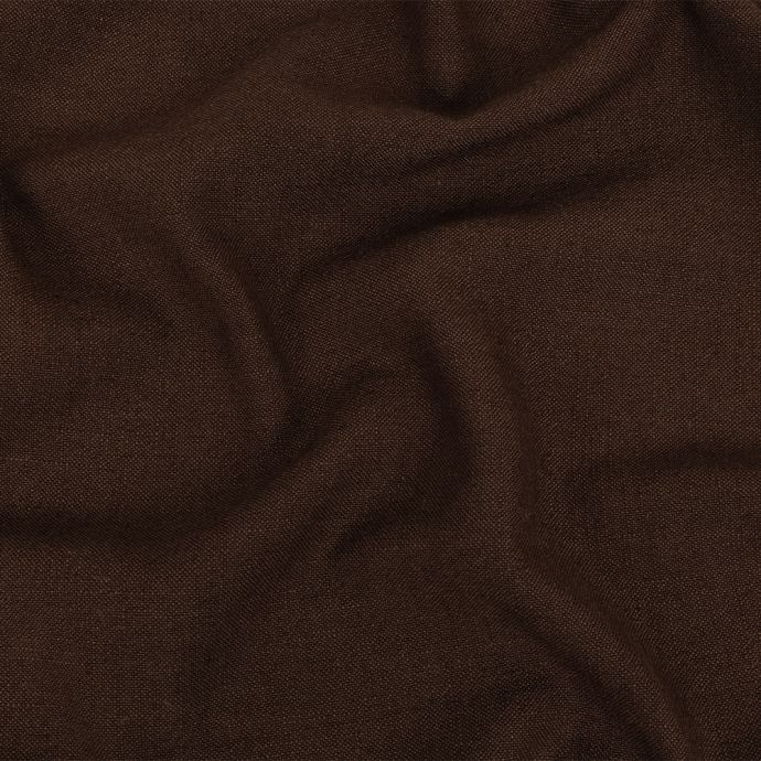 British Imported Bark Polyester, Viscose and Linen Woven