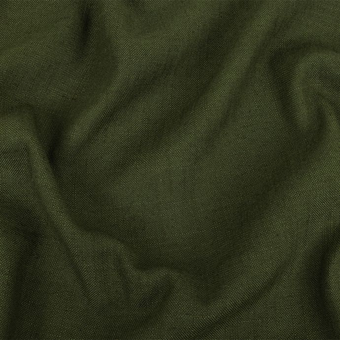 British Imported Forest Polyester, Viscose and Linen Woven