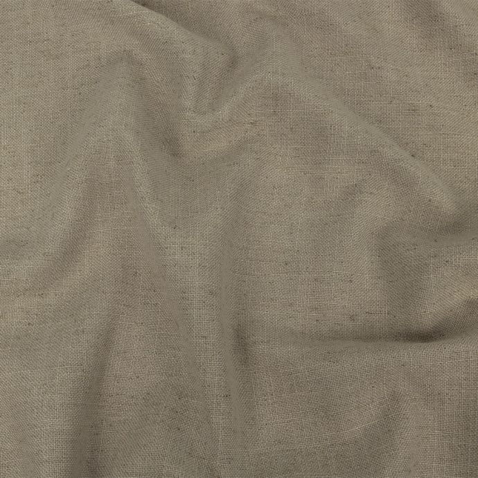 British Imported Linen Polyester, Viscose and Linen Woven