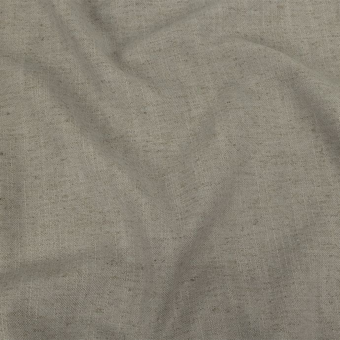 British Imported Pebble Polyester, Viscose and Linen Woven