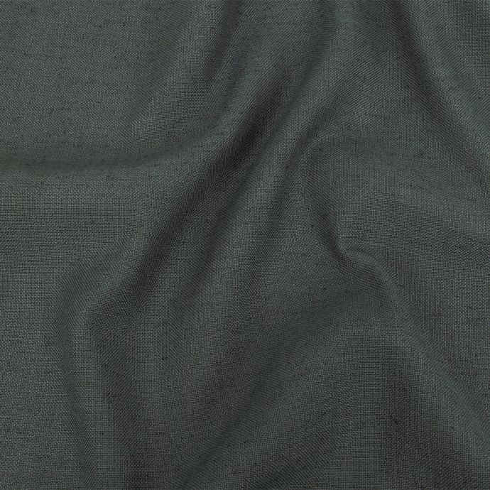 British Imported Platinum Polyester, Viscose and Linen Woven