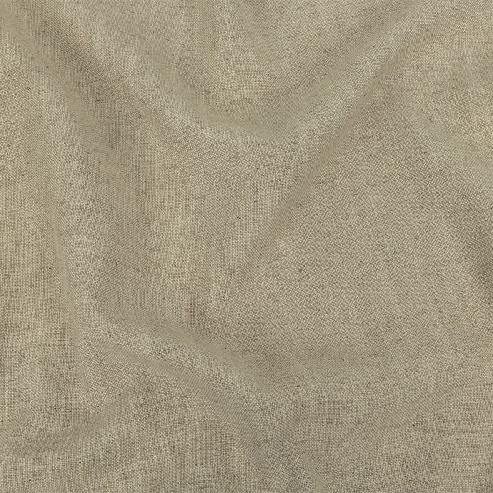 British Imported Stone Polyester, Viscose and Linen Woven