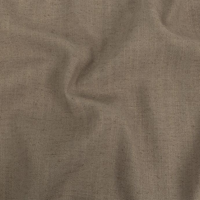 British Imported Wheat Polyester, Viscose and Linen Woven