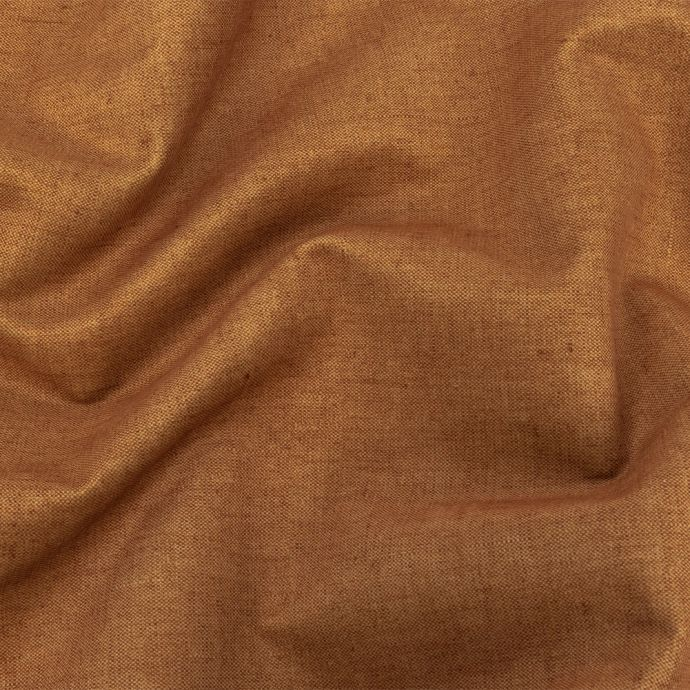 British Imported Copper Polyester Microvelvet