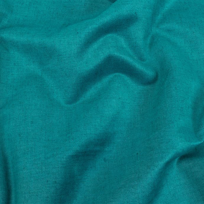 British Imported Teal Polyester Microvelvet
