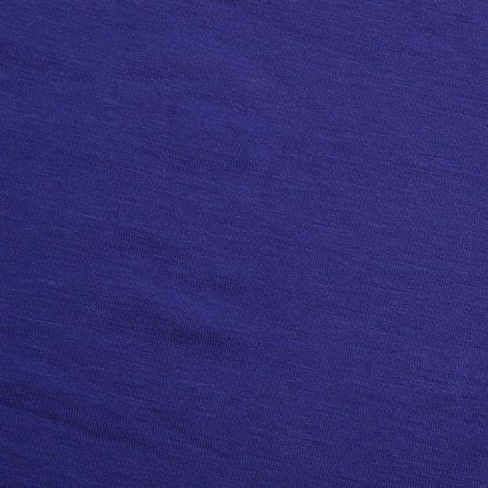 Primary Blue Solid Bamboo Jersey