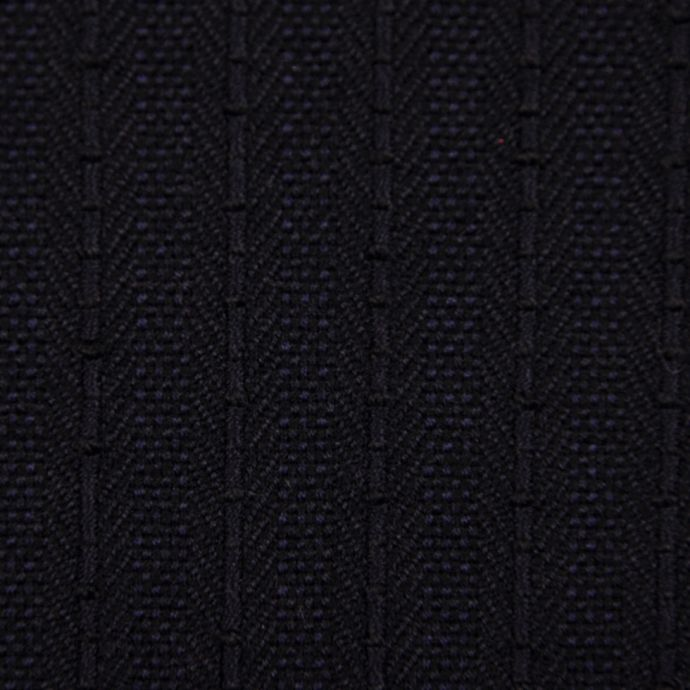 Famous NYC Designer Navy Japanese Wool Suiting