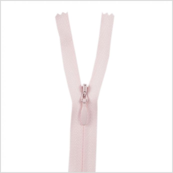 511 Pale Pink 24 Invisible Zipper