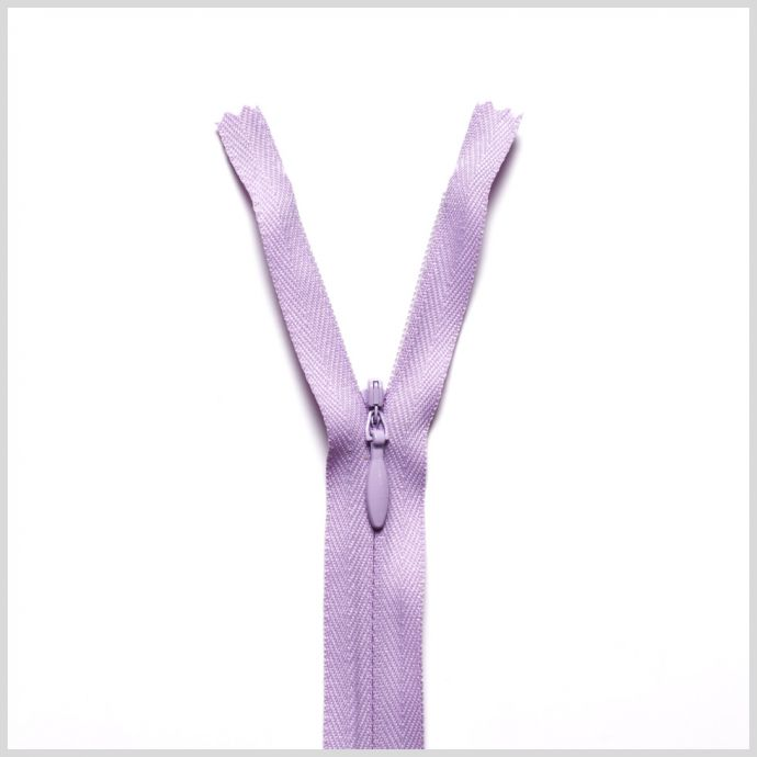 552 Orchid 24 Invisible Zipper