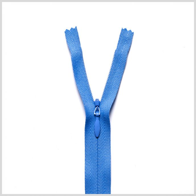 360 Periwinkle 9 Invisible Zipper