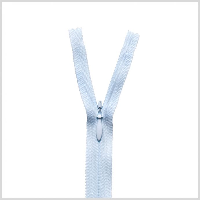 541 Icy Gray 9 Invisible Zipper
