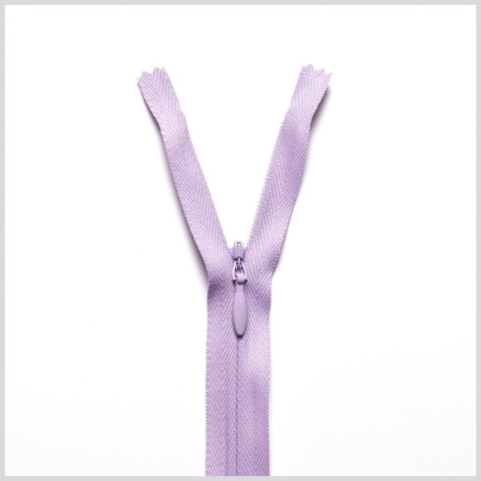 552 Orchid 9 Invisible Zipper