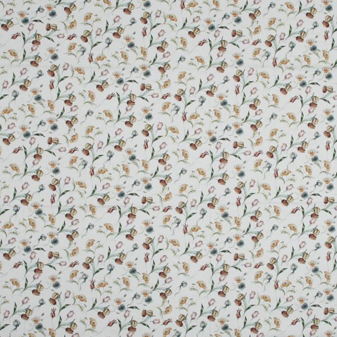 Mood Exclusive Peonies at Daybreak Stretch Cotton Sateen
