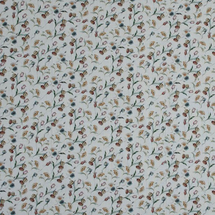 Mood Exclusive Peonies at Daybreak Cotton Voile