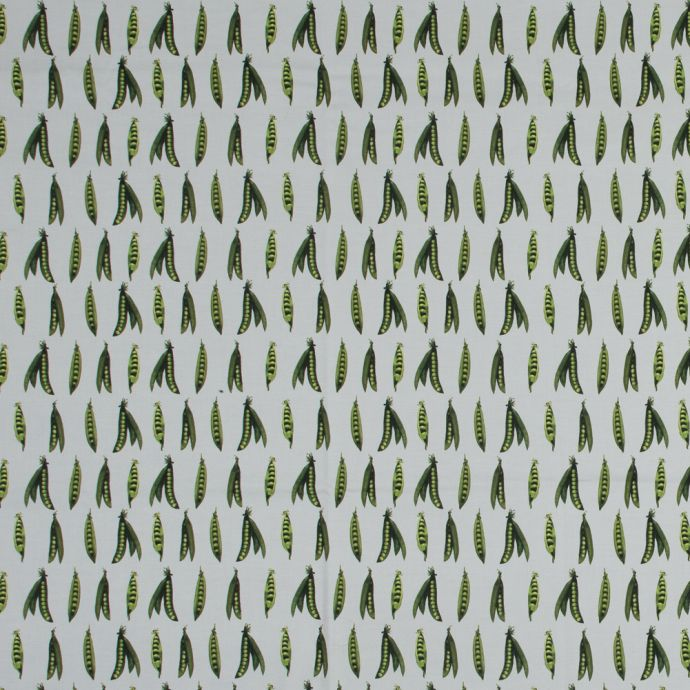 Mood Exclusive January Peas Stretch Cotton Sateen