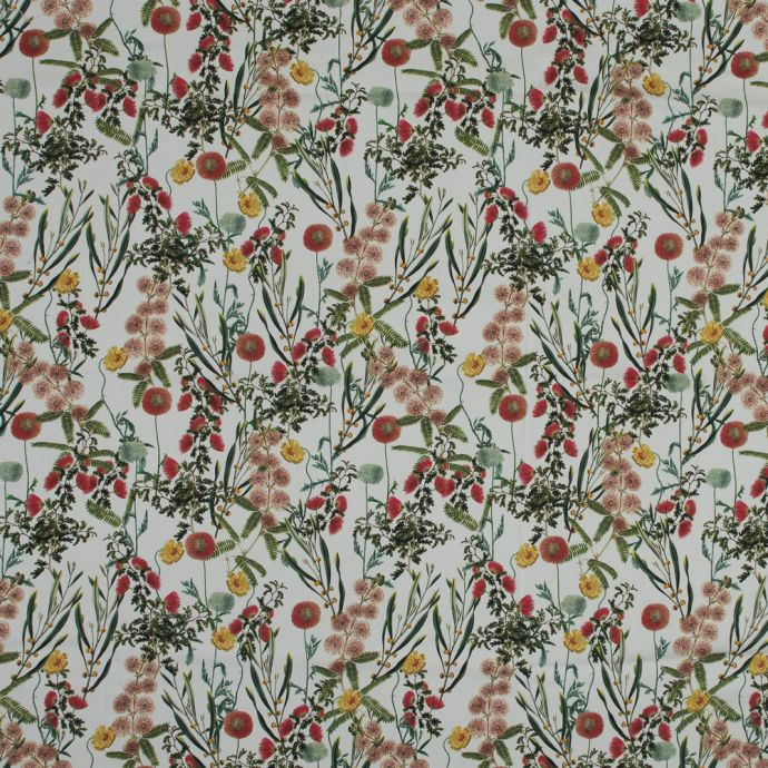Mood Exclusive A Blood Lily Grows Stretch Cotton Sateen