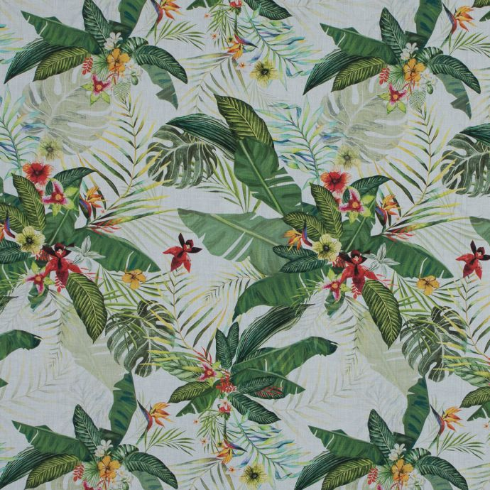 Mood Exclusive The Island's Palms Cotton Voile