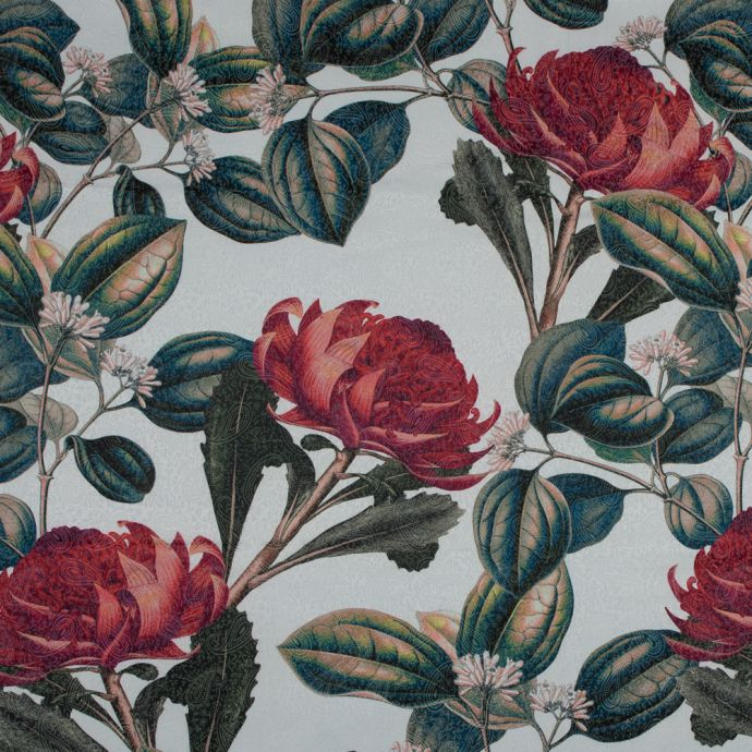 Mood Exclusive Paintbrush Lily of Whimsy Printed Jacquard