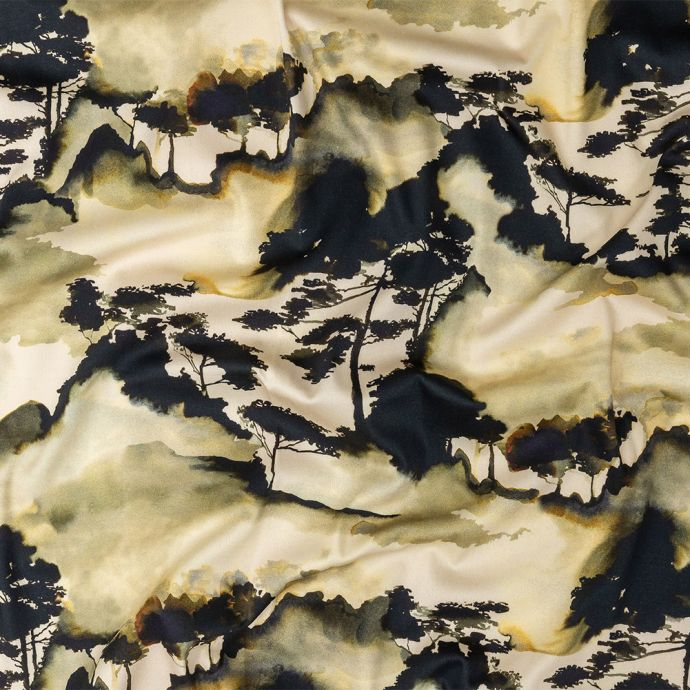 Mood Exclusive Spectral Canopy Stretch Cotton Sateen