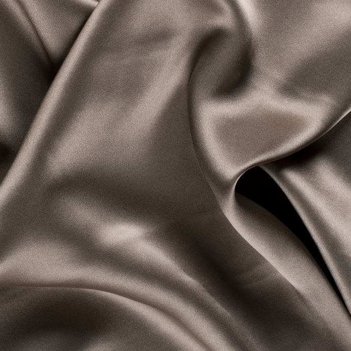 Capers Stretch Silk Charmeuse