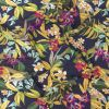 Mood Exclusive Navy Tropics at Twilight Sustainable Viscose Woven