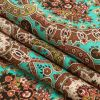 Mood Exclusive Psychedelic Blossoms Cotton Poplin - Folded