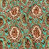Mood Exclusive Psychedelic Blossoms Cotton Poplin