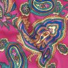 Mood Exclusive Fuchsia Palatable Paradise Stretch Cotton Sateen - Detail