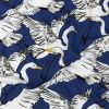 Mood Exclusive Royal Fowl Weather Friends Rayon Batiste