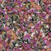 Mood Exclusive Pink and White Pastel Papillon Rayon Batiste