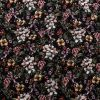 Mood Exclusive Floral Overflow Stretch Polyester Crepe