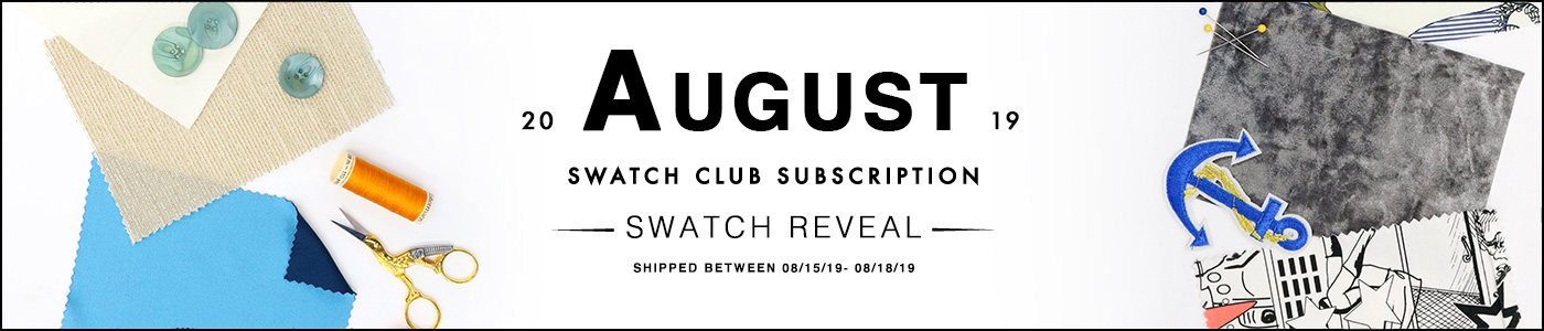 August Swatch Club