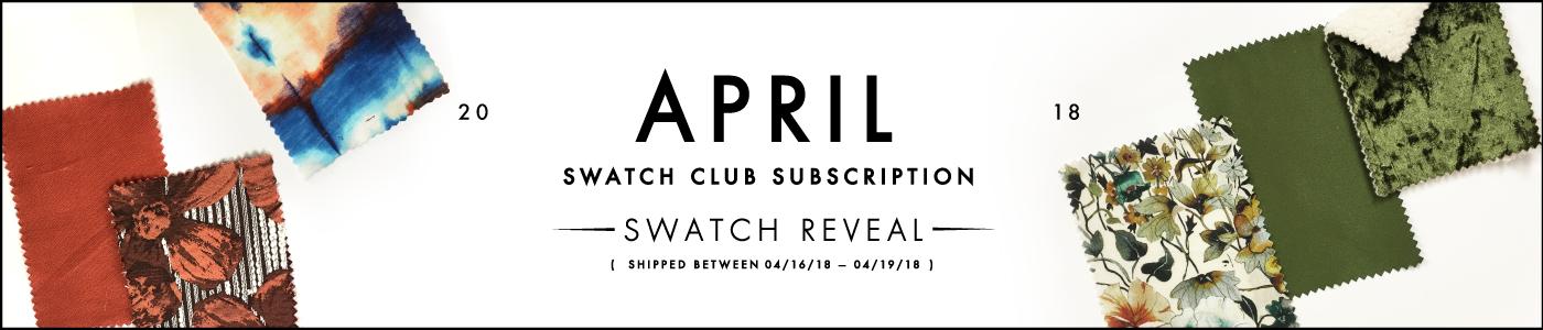 April Swatch Club