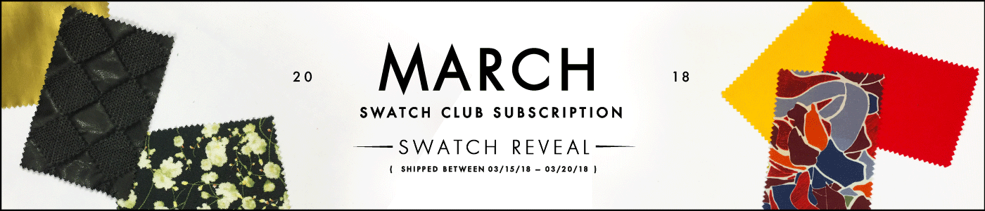 March Swatch Club