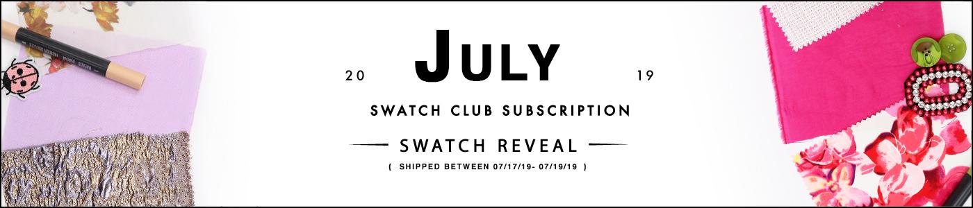 September Swatch Club
