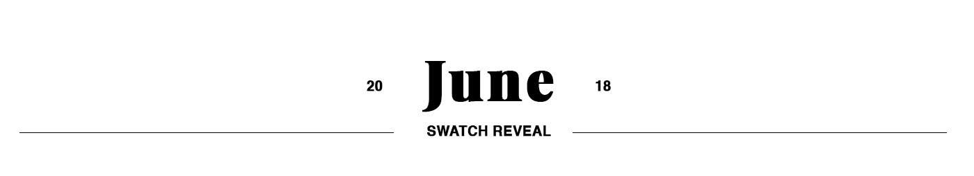 June Swatch Club