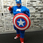 "Sharon, ""Captain America"""